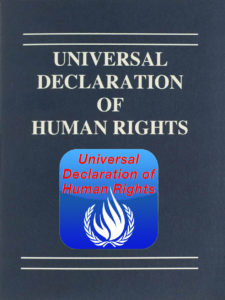 Universal Declation of Human Rights