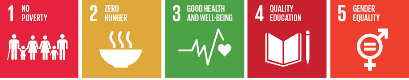 Sustainable Development Goals for Peace and Security*
